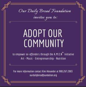 Adopt Our Community